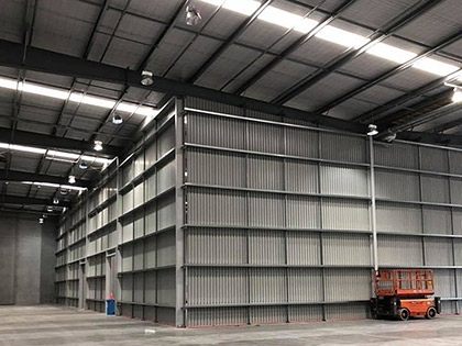 Cotton Soft Warehouse Additions