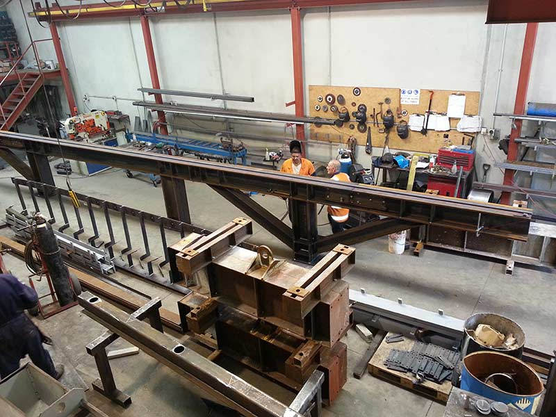 Heavy Fabrication gallery - Engineering services by ...