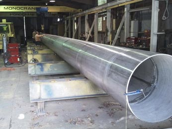 Watercare Stainless Steel Pipe